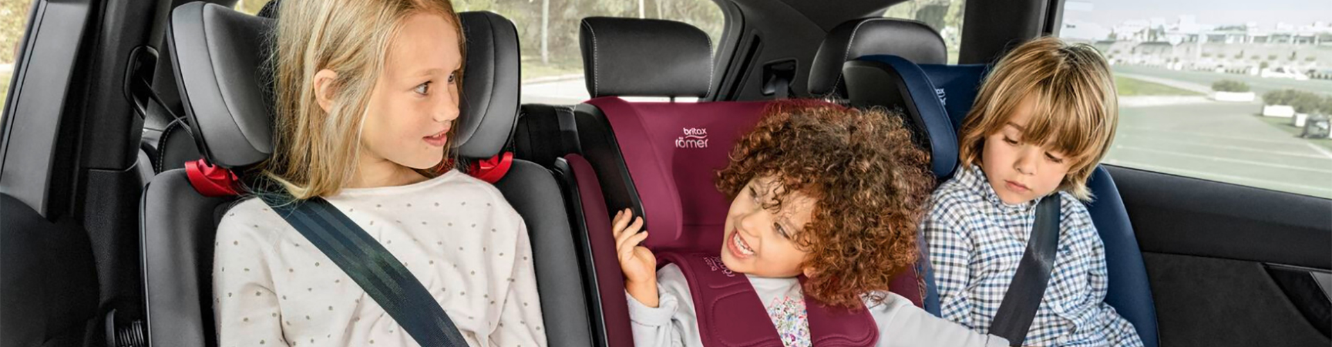 In Car Safety Center Hero Image