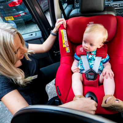 Why We Recommend Rear-Facing For Longer