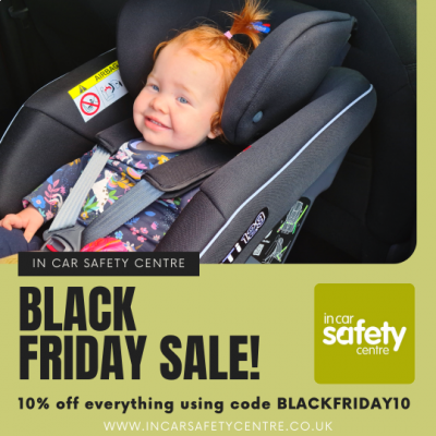 Black Friday Car Seat Deals 2020