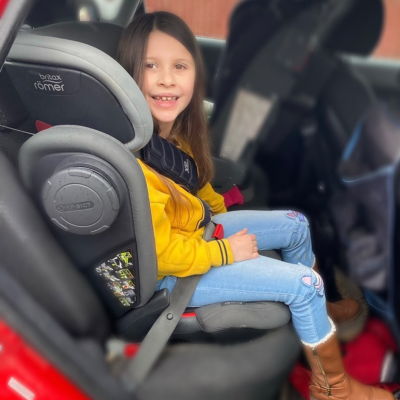 Customer Review of Britax Römer Kidfix 3 S