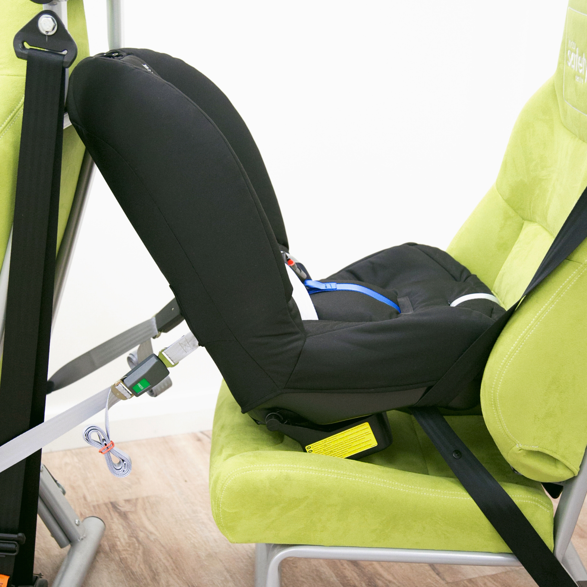Britax Römer CDH Modified for Hip Spica Demo