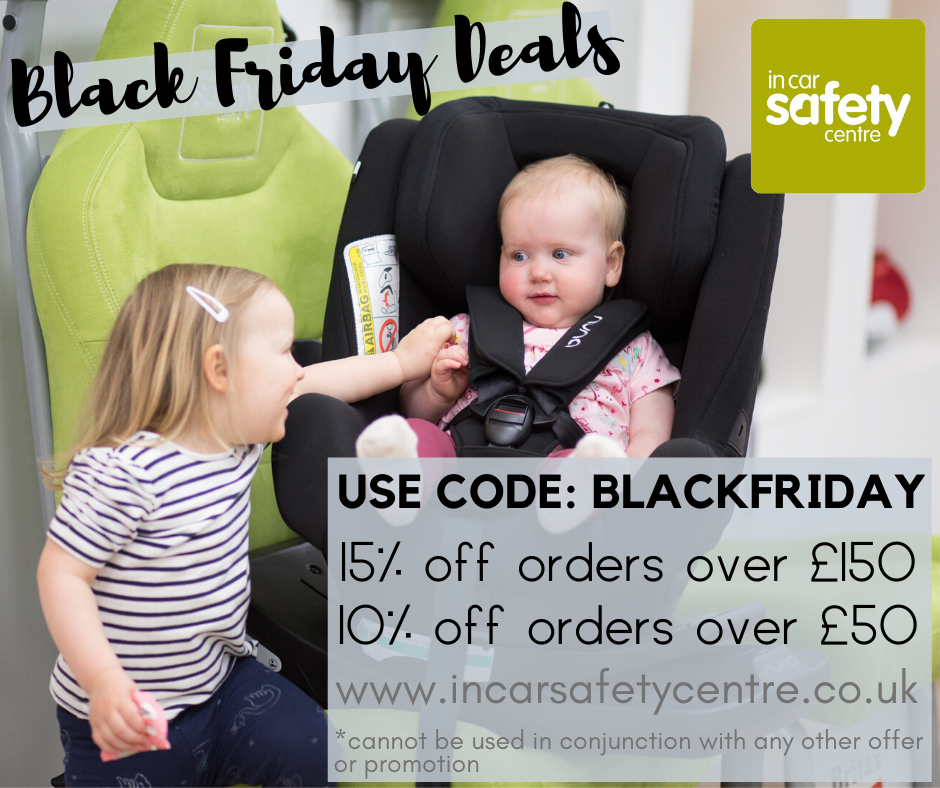 In Car Safety Centre Black Friday Deals