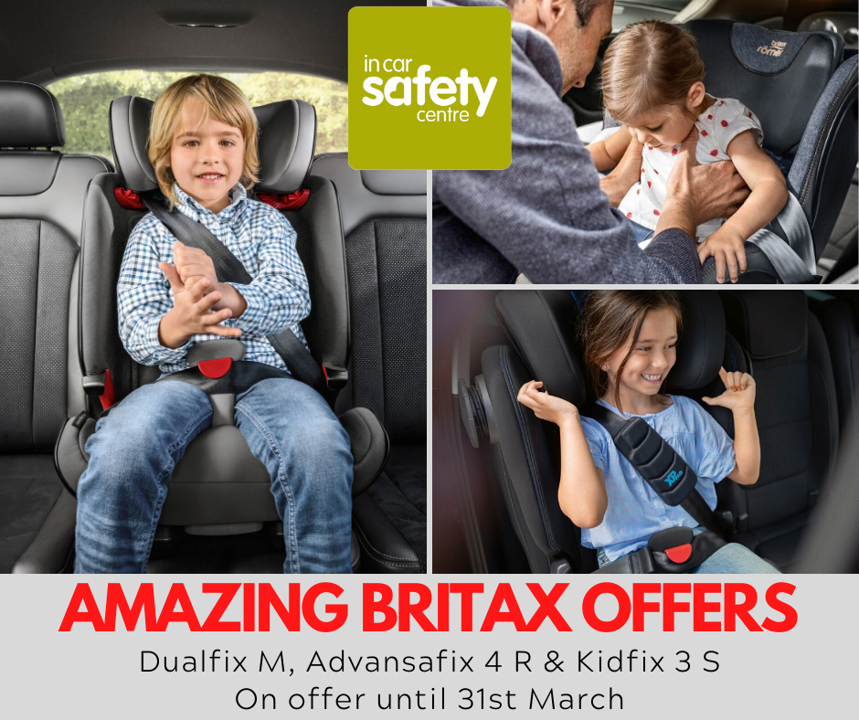Britax March Promotions