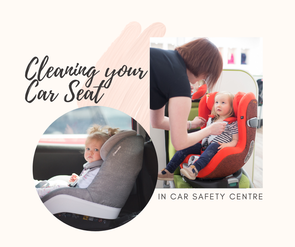 ICSC Cleaning your Child Car Seat