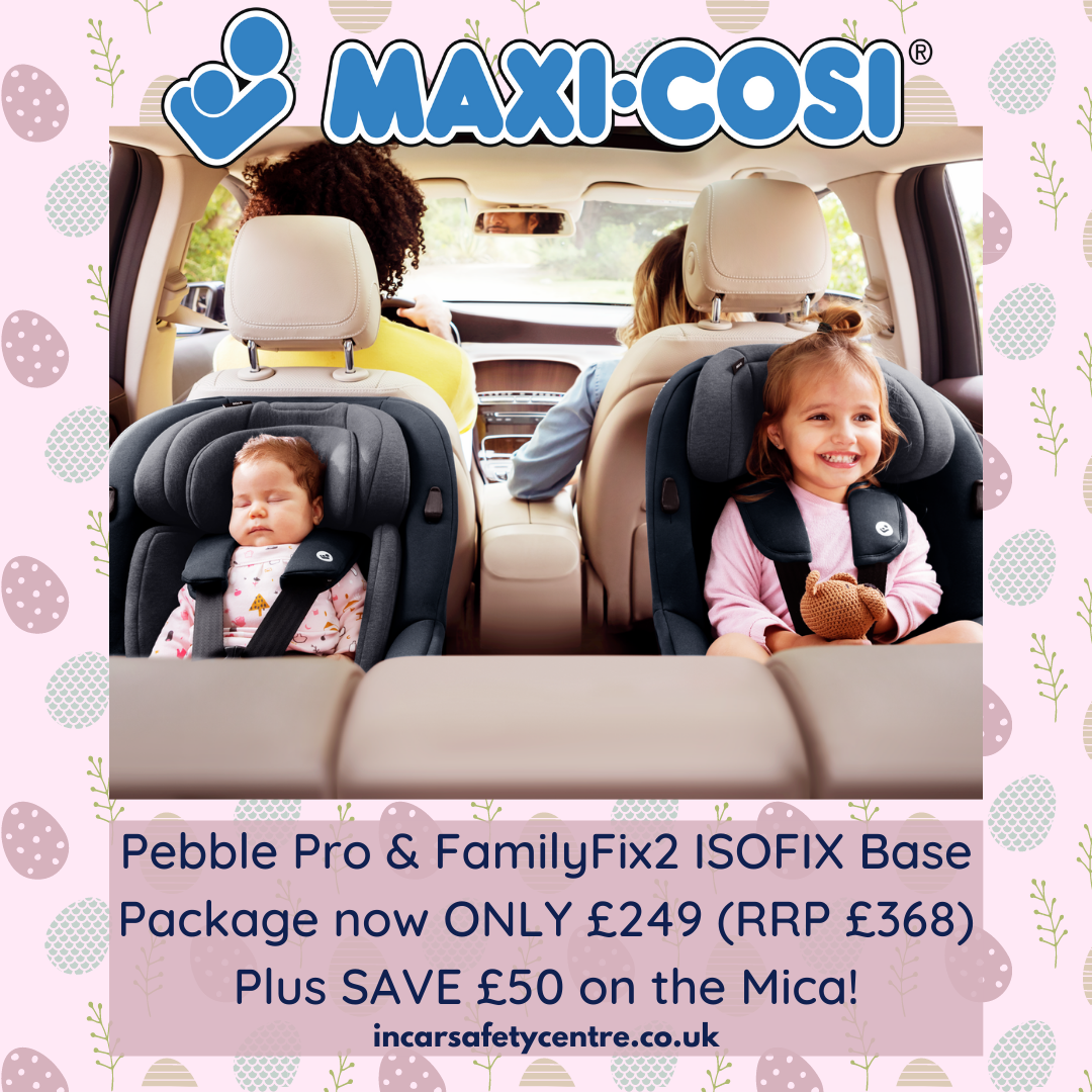 Maxi Cosi April Savings Promotion