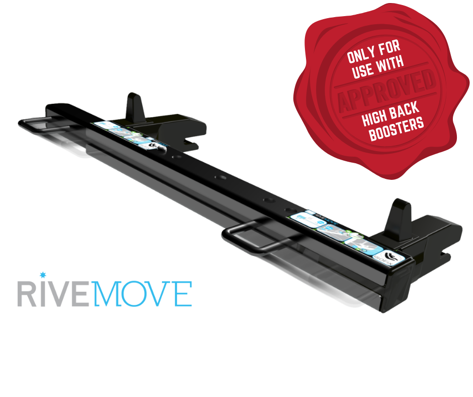 RiveMove ISOFIX Attachment Approved for High Back Boosters
